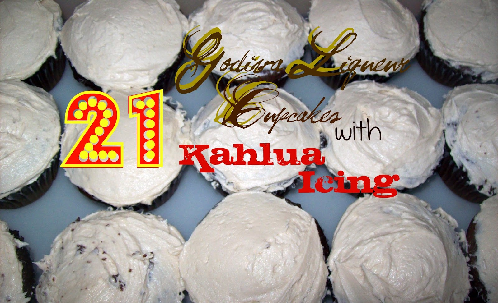 Kahlua Cupcake Recipe Using Cake Mix