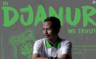 Djanur Berpeluang Bawa Vujovic, Dedi, dan Atep ke PSMS Medan