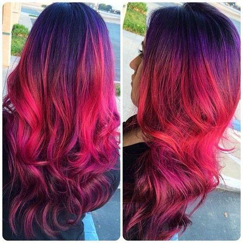 Beautiful Sunset Hairstyles The Haircut Web