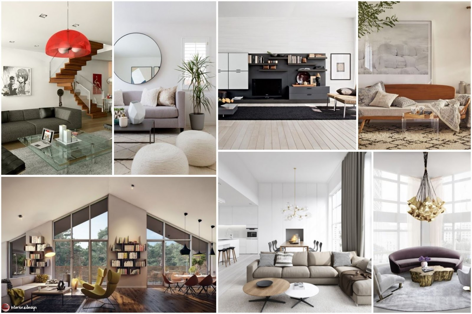 Ideas To Renovate The Living Room Decor .. In 20 Modern Ways