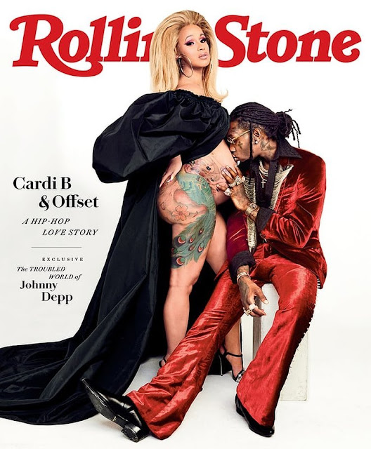 Cardi-B-Offset-their-daughter-covers-Rolling-stone-magazne