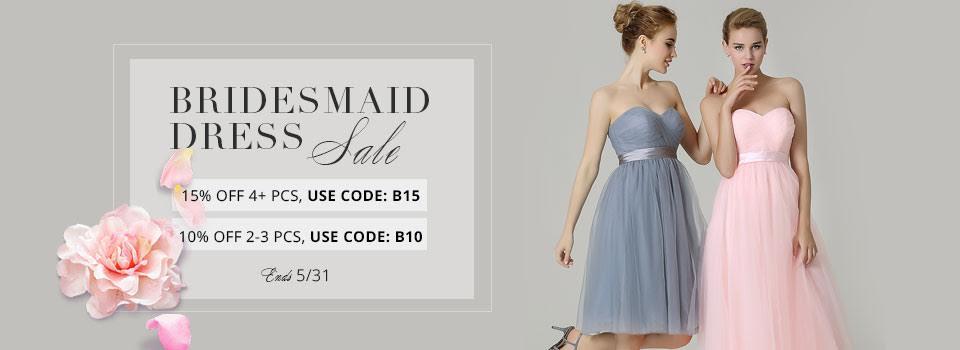 Brand Spotlight: Cocomelody Wedding & Bridesmaid Dresses - Miss ...