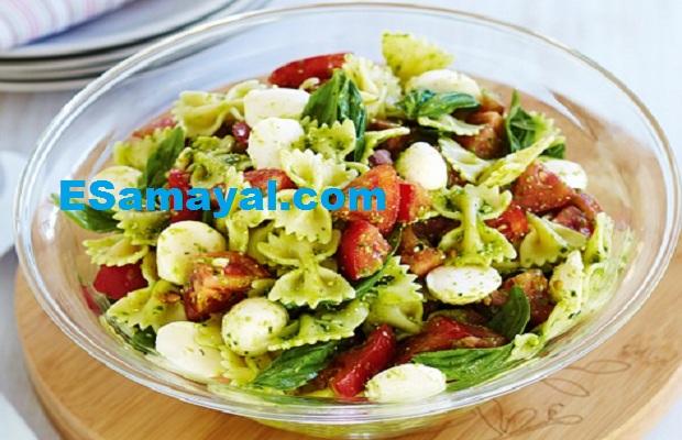 ஈசி கிட்ஸ் பாஸ்தா செய்முறை | Easy Kids Pasta Recipe !