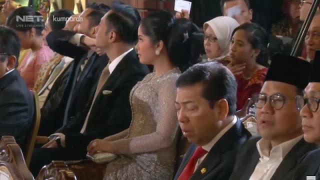 Ada yang Bobo di Pernikahan Putri Jokowi