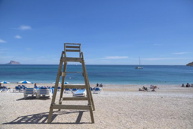 Oppdatert Luis A. López Fotografía: Playa del Albir, un paseo por las estrellas QG-85