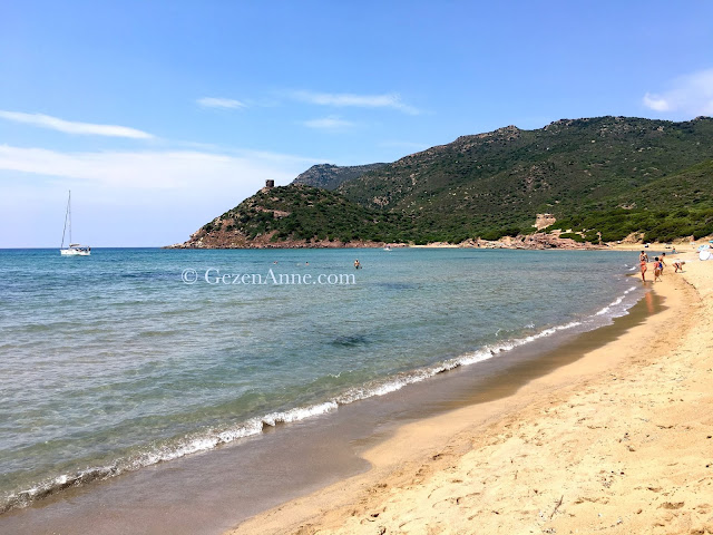 Porto Ferro beach, Sardinia