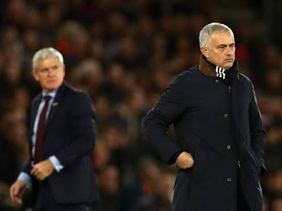 Pertandingan Berjalan Tidak Sesuai Dengan Apa Yang Diinginkan Oleh Jose Mourinho - Judisessions