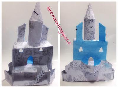 dipingiamo il castello di ghiaccio