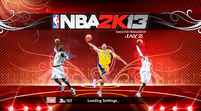 NBA2K Mods Garnett, Kobe, Iverson Splash Screen