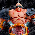Aberta a pré-venda da estátua de Krang, vilão das Tartarugas Ninja, da Good Smile Company!