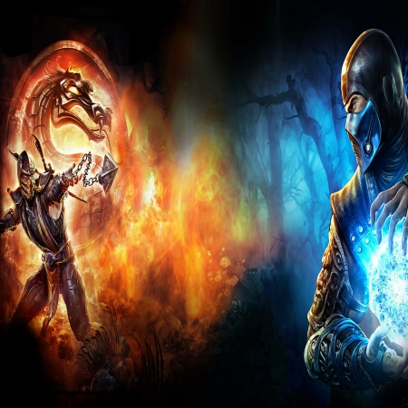 Download Mortal Kombat Kompelet Edition Highly Compressed Game For PC