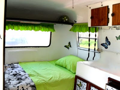 New Interior 2006 Egg Camper Fiberglass Rv