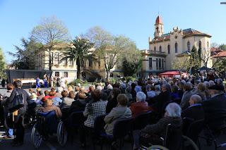 Representación de la Pasión en la Fundación Miranda
