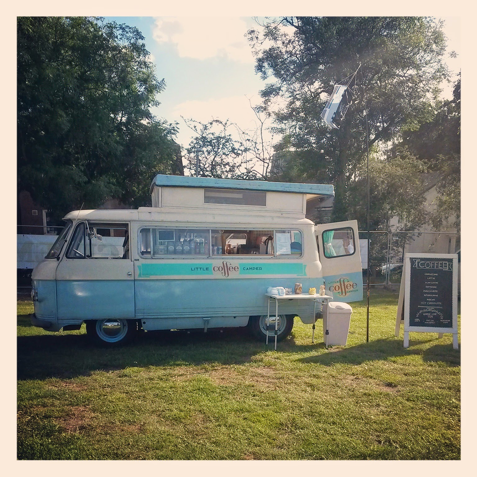 Little Coffee Camper - Event Caterer Mobile Coffee Essex