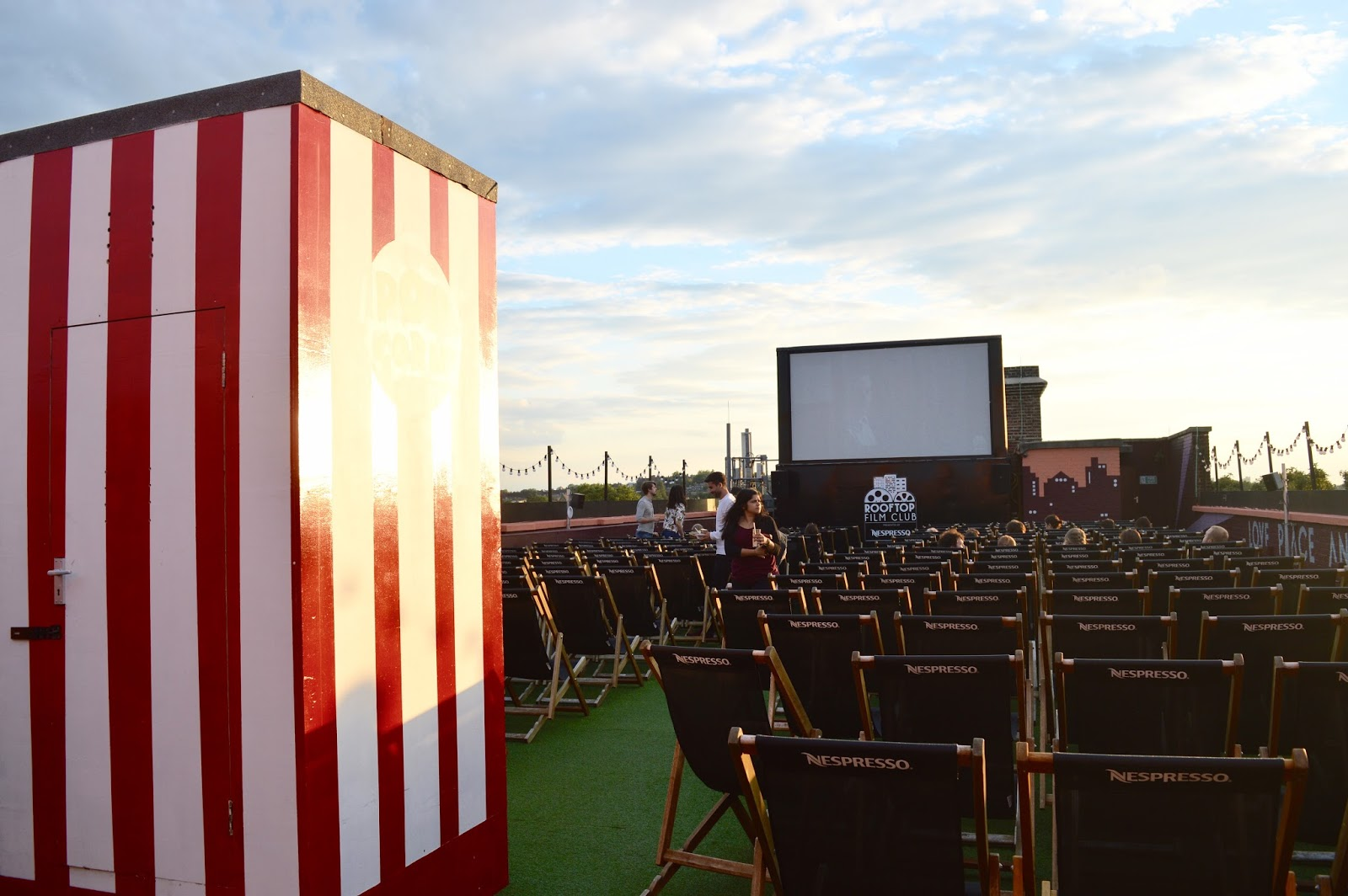 Rooftop Film Club Peckham