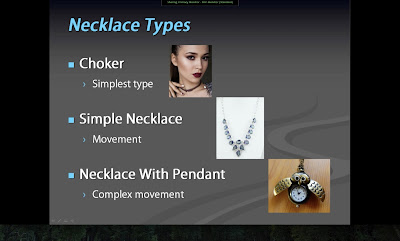 Daz Studio Masterclass - Rigging Necklaces