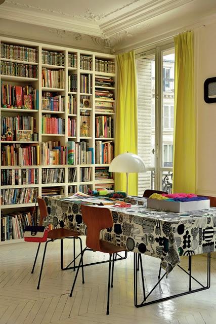 Bookshelves Styling Inspiration.