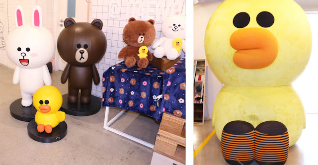 line store myeongdong