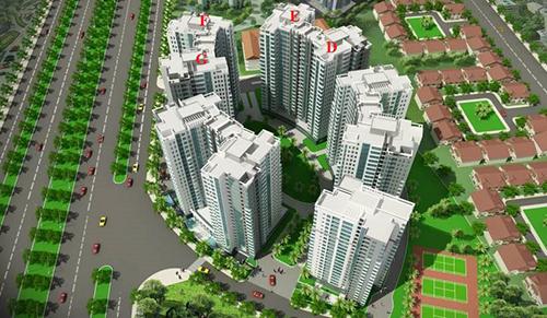 Căn hộ chung cư Tecco Town Bình Tân giá chỉ từ 750 triệu