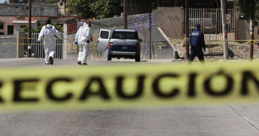 Sicarios ejecutan a cinco elementos de la policía vestidos de civil en Puebla