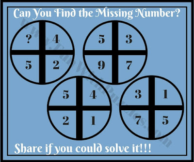 Kids Maths Fun Brain Teaser