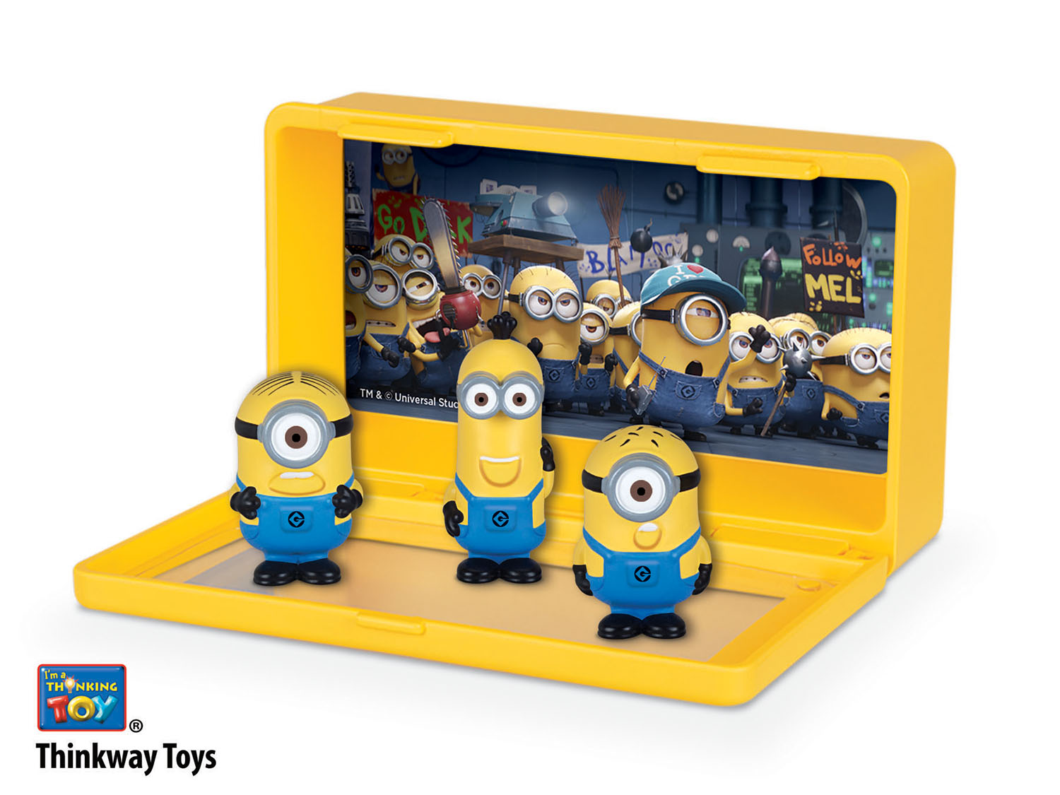 decostructing minion in despicable me One minion calls for mutiny against gru in the summer sequel, despicable me 3.