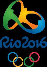 Crônica Dominical 14/08/2016 – Fim da primeira semana das Olimpíadas e o Brasil foi um fiasco, só os atletas militares nos salvaram - Logotipo dos Jogos Olimpícos do Rio 2016