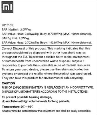 Xiaomi Mi 5 Renk Seçimi ve SAR Değeri