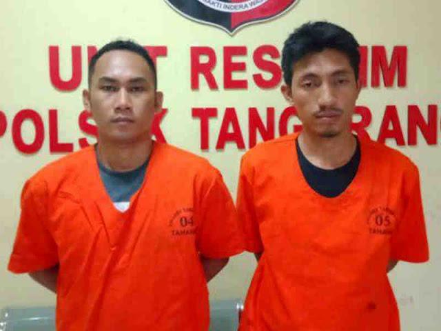 Polisi Tangkap 2 Pemuda Pemukul Warga di Tanah Tinggi, Tangerang