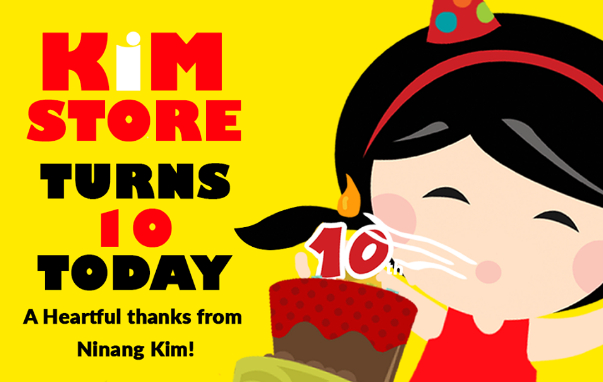 Kimstore 10th Year