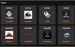 [CS:GO] Công bố bảng đấu và lịch thi đấu chính thức GTV CS:GO Pro Cup Season 1