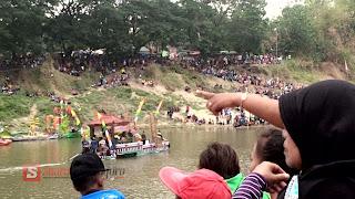 Ada Kejadian Yang Bikin Festival Perahu Bojonegoro Di Evaluasi