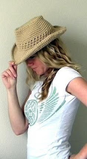 chapeau-crochet-cow-boy
