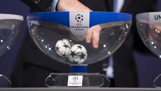 Confrontos das Oitavas da Champions League 2015/16