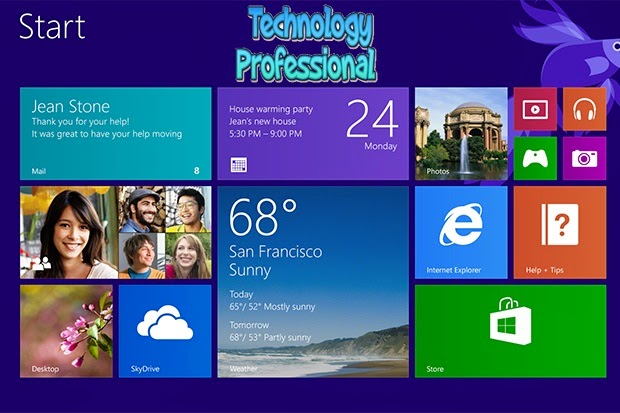 Get The Windows 8.1 Update - Microsoft ll http://technology-professionales.blogspot.com/2014/10/get-windows-81-update-microsoft.html