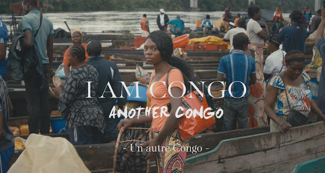 David Mboussou: I AM CONGO
