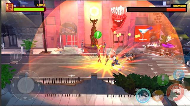 Game Tarung Bebas ShaqFu: A Legend Reborn Apk