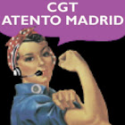 CGT Atento Madrid