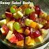 Resep Salad Buah yang Segar dan Menyehatkan