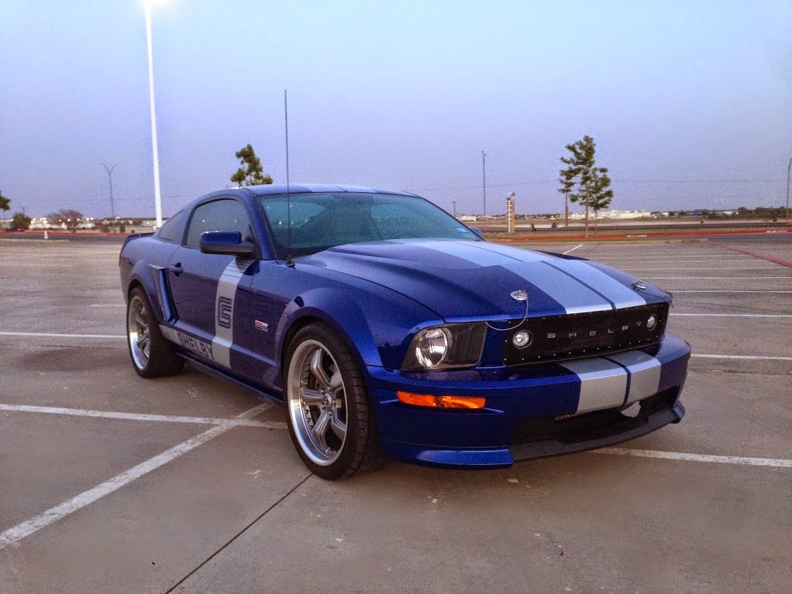 2005 ford mustang shelby cs8 for sale american muscle cars. Black Bedroom Furniture Sets. Home Design Ideas