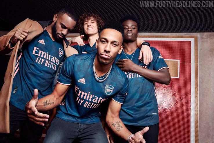 Arsenal 20 21 Third Kit Released Footy Headlines
