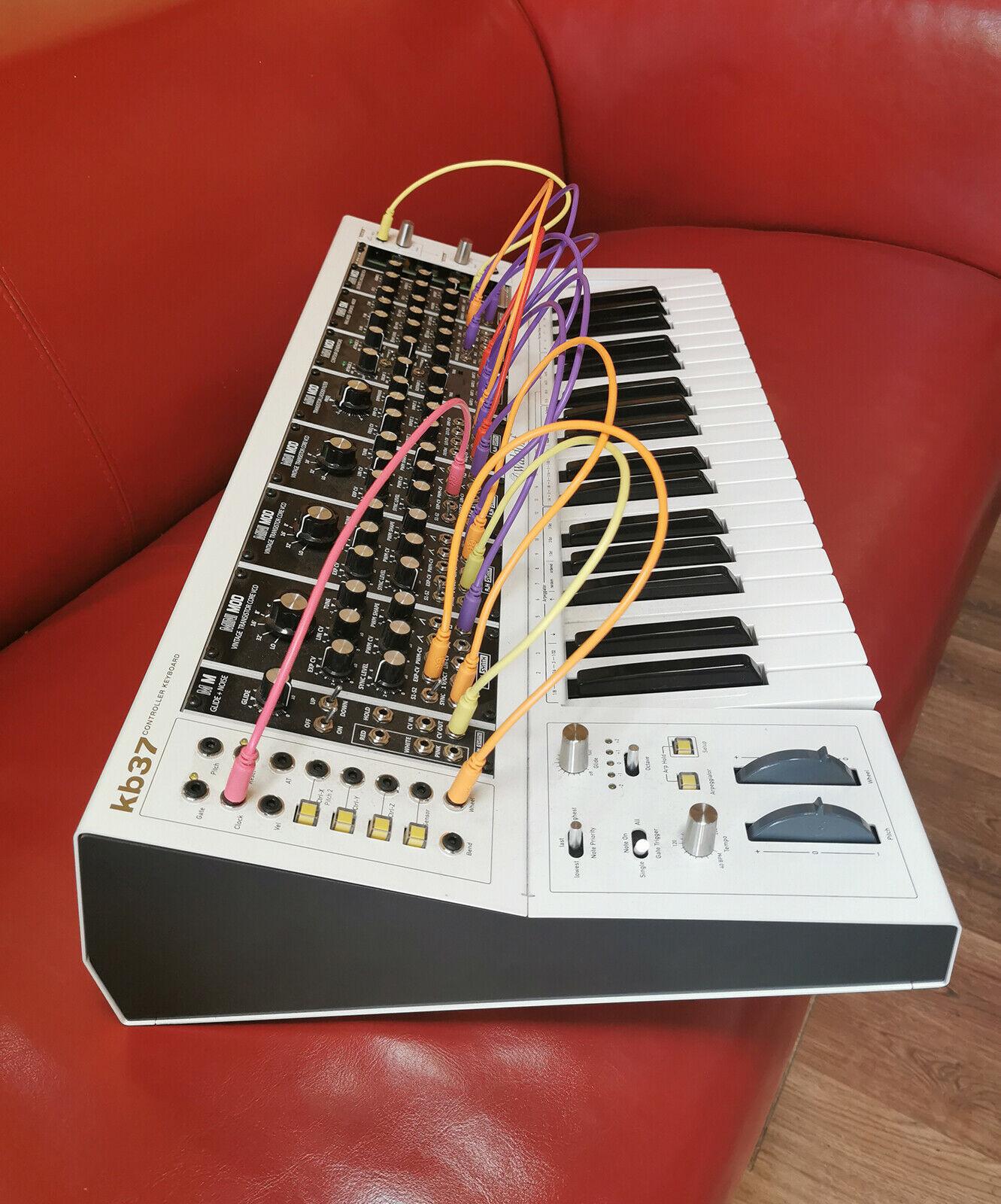 matrixsynth warldorf kb37 ajh minimoog eurorack modular synth. Black Bedroom Furniture Sets. Home Design Ideas