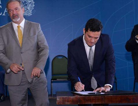 Tribunal abre edital para substituir vaga deixada pelo ex-juiz Sergio Moro