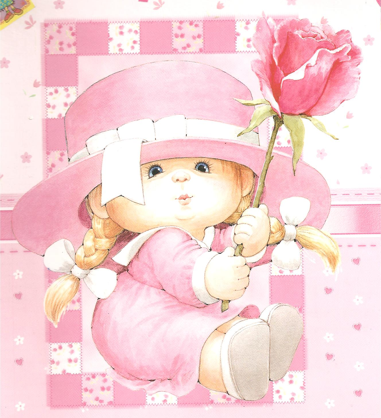 Открытка девочке принцессе