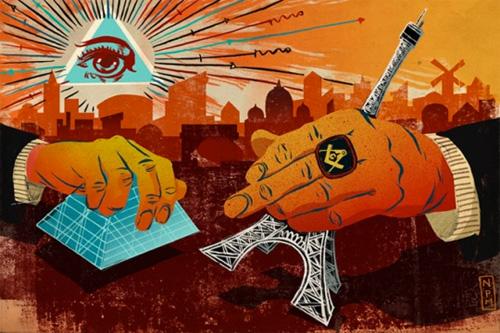 illuminati nuevo orden mundial