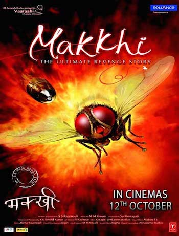 Makkhi 2012 Hindi Full Movie