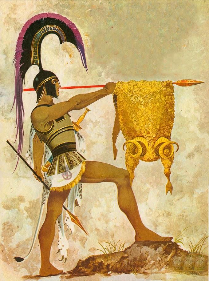 Αποσυμβολίζοντας τη Μυθική Ζωή του Ιάσονα