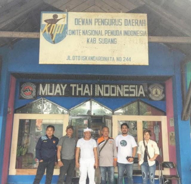 Resmi Dibentuk, Perkemi Subang Sambut Popda XIII 2020 dan Porda XIV 2022