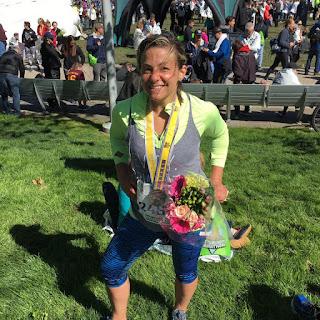 half marathon for cancer survivors, cancer survivor story of hope, how to train for a half marathon, katy ursta, one fit fighter