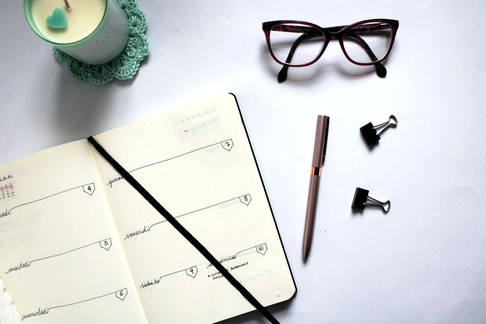 Come mantenere l'agenda funzionante: 6 consigli da seguire